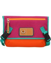 Loewe Eye Nature Messenger Bag - Multicolour