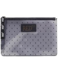 RED Valentino Other Materials Pouch - Black