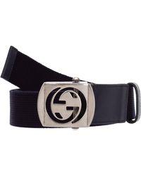 Gucci Men's Belt - Blue