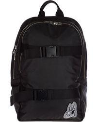 973eb932ac6 Mcq Alexander Mcqueen Black Nylon Bunny Backpack in Black for Men - Lyst
