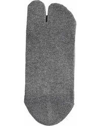 Maison Margiela Tabi Socks - Grey