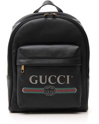2d00d2906bd8 Gucci Gg-plus Backpack in Natural for Men - Lyst