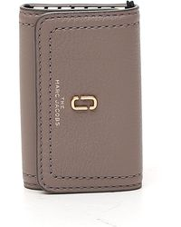 Marc Jacobs The Softshot Key Case - Brown
