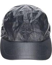1017 ALYX 9SM Buckle Detail Cap - Black