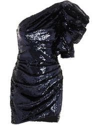 Alexandre Vauthier - Alexander Vauthier One-shoulder Draped Dress - Lyst