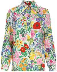 Gucci Ken Scott Printed Shirt - Multicolour