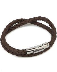 Tod's - Mycolors Woven Bracelet - Lyst