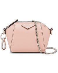 Givenchy Baby Antigona Bag - Pink