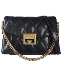 Givenchy Small Gv3 Bag - Black