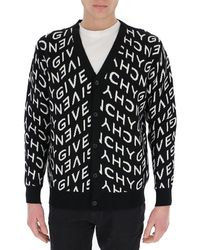 Givenchy Colour Other Materials Cardigan - Black