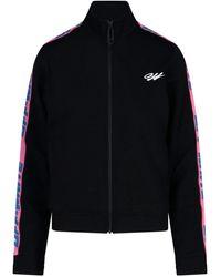 Off-White c/o Virgil Abloh Arrows Track Jacket - Black