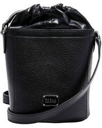 Furla Set Bucket Bag - Black