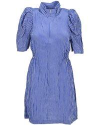 Baum und Pferdgarten Avany Striped Dress - Blue