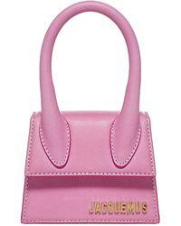 Jacquemus Le Chiquito Mini Shoulder Bag - Pink