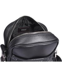 Bally Heyot Crossbody Bag - Black