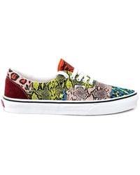 Vans Patchwork Sneakers - Multicolour