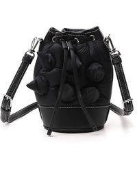 Moncler Genius Moncler X Jw Anderson Critter Shoulder Bag - Black