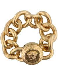 Versace - Tribute Medusa Chain Bracelet - Lyst