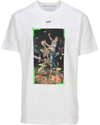 Off-White c/o Virgil Abloh Pascal T-shirt - White