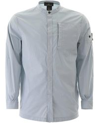 Stone Island Shadow Project Tunic Shirt - Gray