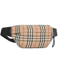 Burberry Vintage Check Medium Bum Bag - Multicolor