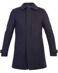 Herno - Collared Coat - Lyst