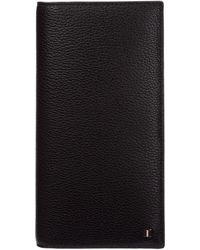 Bally Galiro Continental Wallet - Black