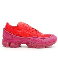 adidas By Raf Simons Rs Ozweego Trainers - Red