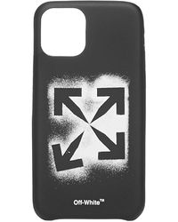 Off-White c/o Virgil Abloh Iphone 11 Pro Case - Black