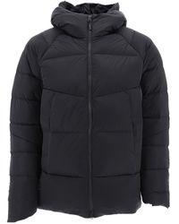 Mammut Delta X Hooded Puffer Jacket - Black