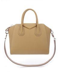 Givenchy - Small Antigona Leather Tote Bag - Lyst