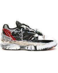 Maison Margiela Fusion Sneakers - Black