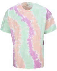 Nike Tie-dye Crewneck T-shirt - Multicolour