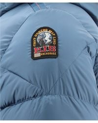 """Parajumpers """"pharrell"""" Down Jacket - Blue"""