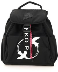 Pinko Invicta X Way-me Backpack - Black