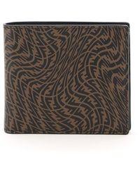 Fendi Ff Vertigo Bifold Wallet - Brown