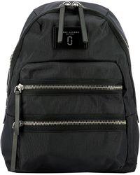 Marc Jacobs Nylon Biker Mini Backpack - Black
