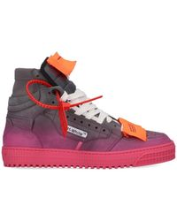 Off-White c/o Virgil Abloh Off Court 3.0 Trainers - Red