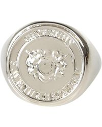 Givenchy - Medallion Ring - Lyst