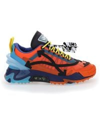 Off-White c/o Virgil Abloh Odsy-2000 Trainers - Multicolour