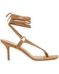 Stuart Weitzman - Lalita 75 Sandals - Lyst