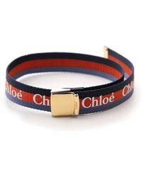 Chloé - Valmy Wrap-around Bracelet - Lyst