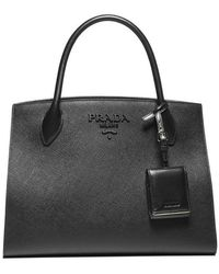 Prada Bibliotheque Tote Bag