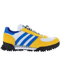 adidas Marathon Tr Lace-up Trainers - Blue