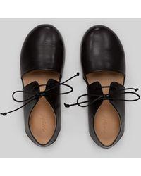 Marsèll Marcella Open Shoes - Black