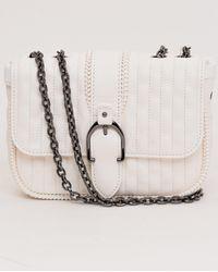 Longchamp Hobo Xs Shoulder Bag - White