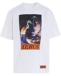 Heron Preston Times T-shirt - White