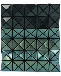 Bao Bao Issey Miyake Platinum Mermaid Crossbody Bag - Green