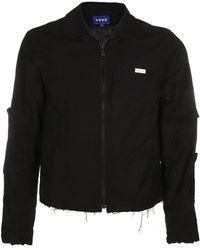 ADER error - Zip Up Jacket - Lyst