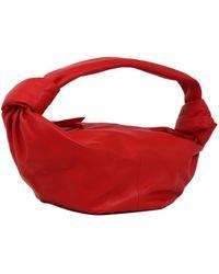 Bottega Veneta Mini Handbag - Red